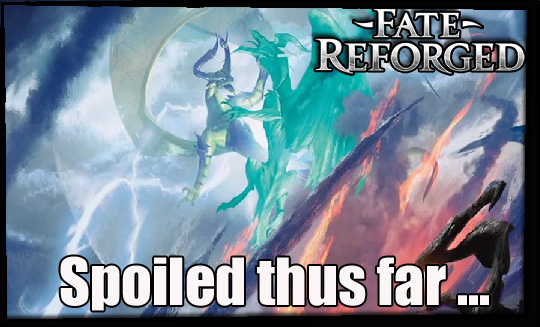 Fate Reforged Spoiled Mythics
