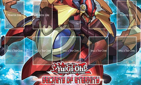 Secrets fo Eternity