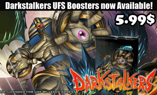 Darkstalkers UFS Boosters