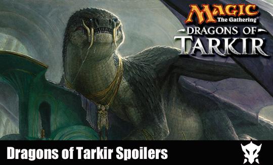 Dragons of Tarkir Spoilers