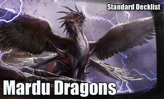 Mardu Dragons