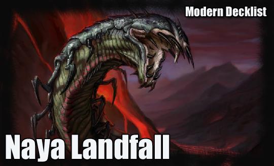 naya landafall