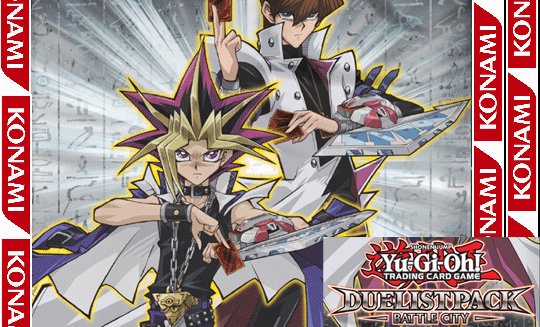 Duelist pack 16: battle City