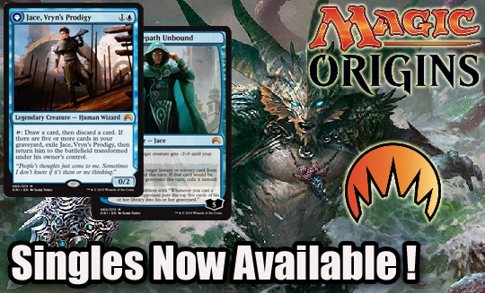 MTG Origins now available