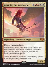 aurelai the warleader