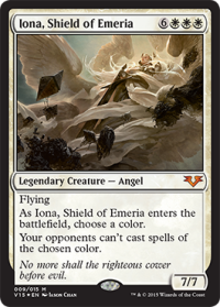 iona shield of emeria