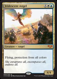 iridescant angel