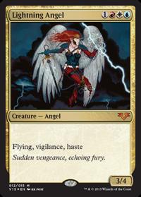 lightnign angel