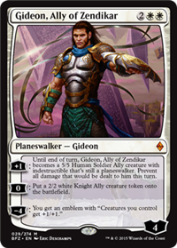 gideo ally of zendikar
