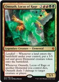omnath locus of rage