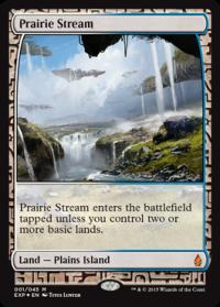 parairie stream