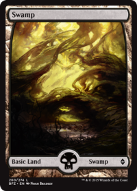 swamp textless