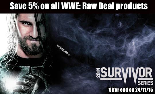 WWE Raw Deal Survivor Series special