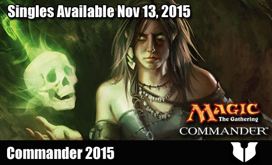 Commander 2015 now available