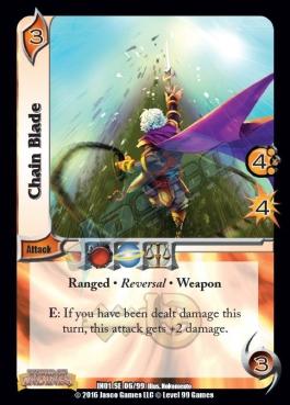 06 Chain Blade