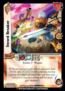 08 Sword Breaker