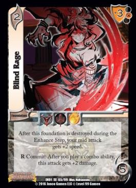 65 Blind Rage