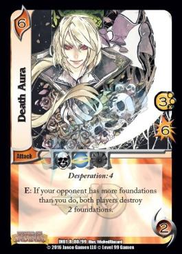 80 Death Aura