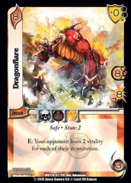 82 Dragonflare