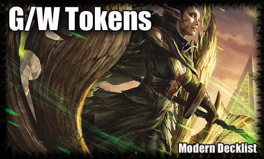 GW tokens modern