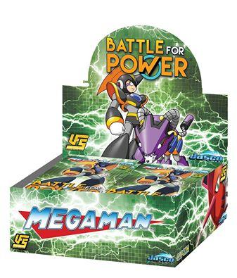 megaman battle