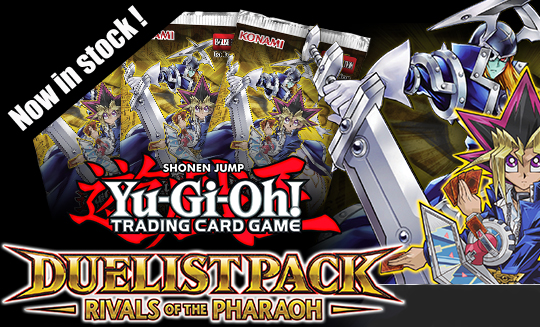 Duelist pack: Rivals of the Pharaoh