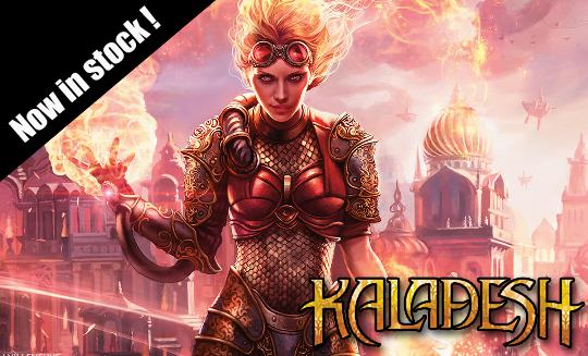 Kaladesh now in stock!