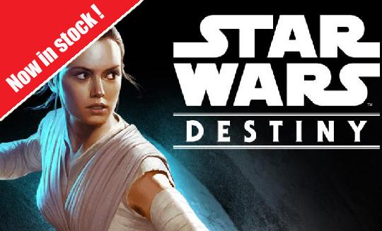 Star Wars Destiny Singles