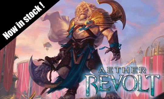 Aether Revolt new