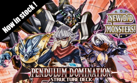 Pendulum Domination Starters