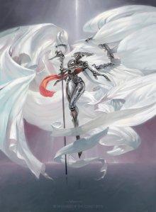 platinum-angel-masterpieces-aether-revolt-mtg-art