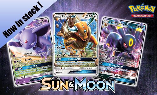Pokemon Sun and Moon Singles