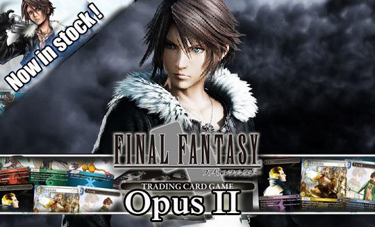 Final Fantasy TCG Opus 2