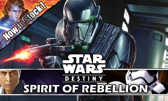 Spirit of Rebellion