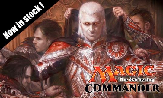 Commander 2017 singles