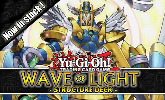 Yugioh Wave of Light