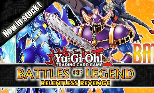 Battle of legend: Relentless Revenge