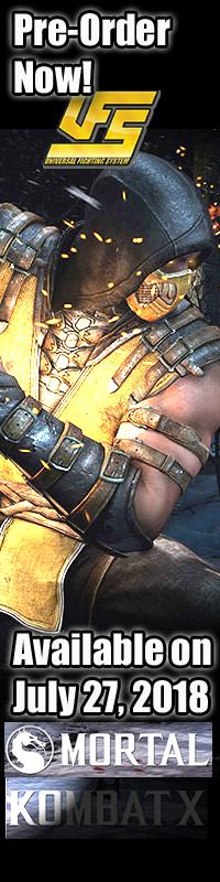 Mortal Kombat X UFS