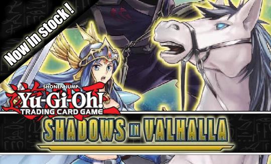 Shadows in Valhalla