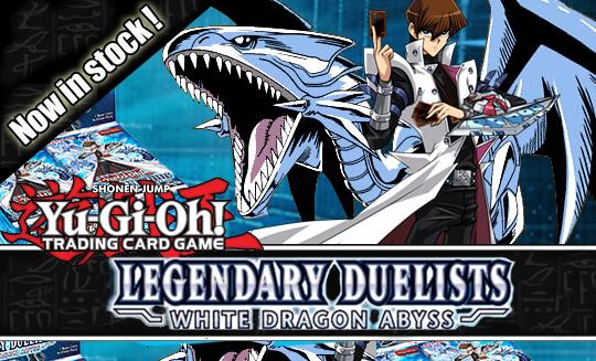 Legendary Duelist White Dragon Abyss