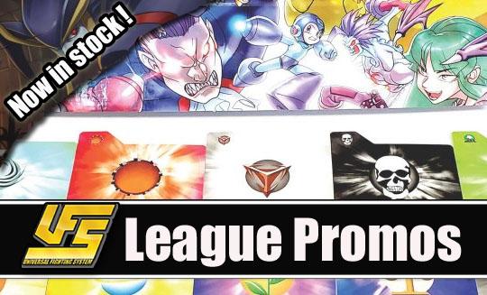 UFS League Promos