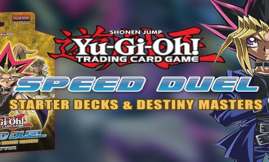 Yugioh Speed Dueling