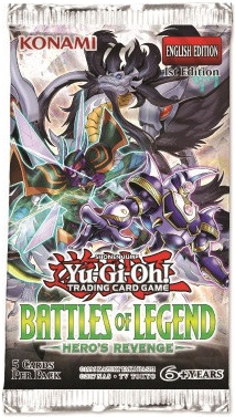 Set Card Lists:Battles of Legend: Hero's Revenge (TCG-EN)