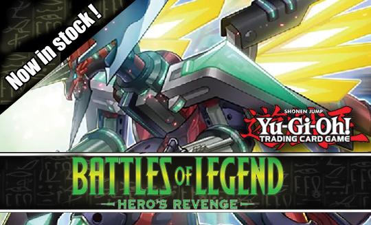 Battle of Legends: Hero's Revenge