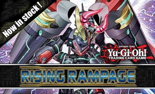 Yugioh Rising Rampage
