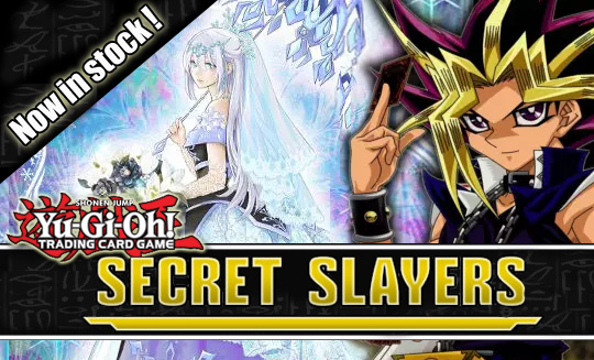 Yugioh Secret Slayers Singles