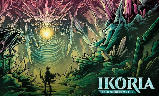 Ikoria: Lair of the Behemoths