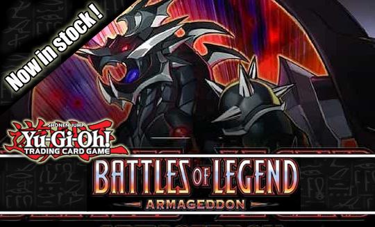 Battles of Legends: Armaggedon Singles