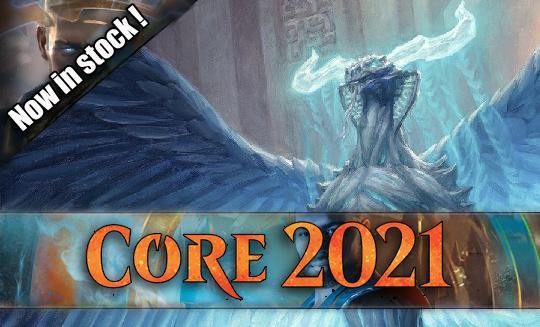 Core Set 2021 Singles