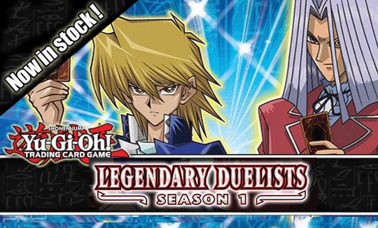 Legendary Duelists Season 1